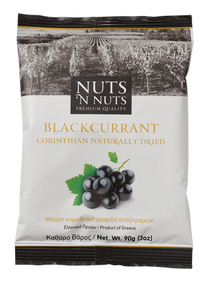 Corinthian Blackcurrant Naturally Dried